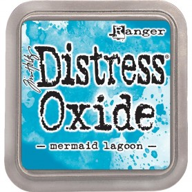 Tim Holtz Distress Oxides Ink Pad Mermaid Lagoon