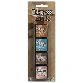 Distress Mini Ink Kit 6