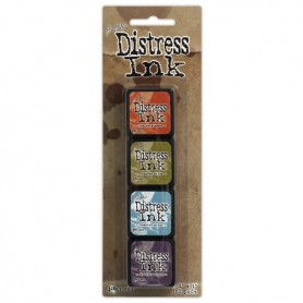 Distress Mini Ink Kit 8