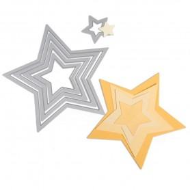 Sizzix Framelits Die Set stars