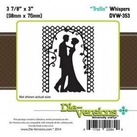 Die-Versions Whispers Die 98mm x 76mm